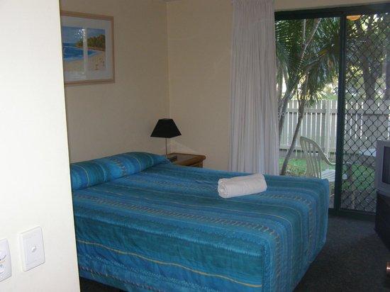 Noosa Keys Resort: Bed room