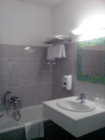 Hotel Neptune : salle de bains