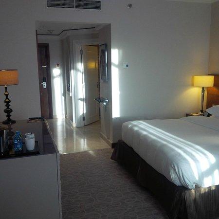Grand Hyatt Amman : Bedroom