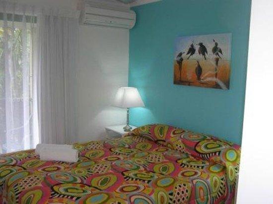 Noosa Keys Resort: Queen bed
