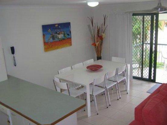 Noosa Keys Resort: New Dining suite