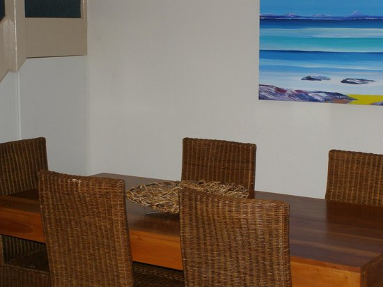 Noosa Keys Resort: dining room