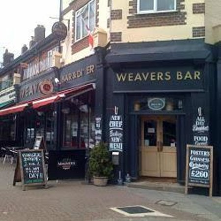 Weavers Bar: Weavers Restaurant