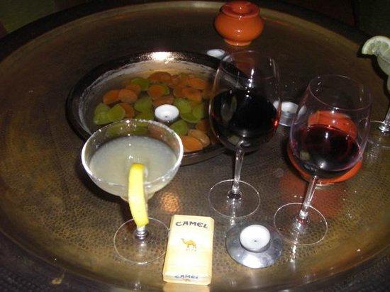 Gastro MK at Maison MK: Snug Area.....