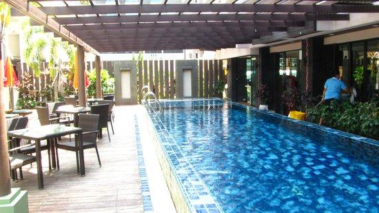 Baramee Hip Hotel Patong: Baramee Hip Hotel