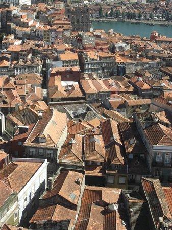 Clerigos Tower : Part of 360° Porto Panorama