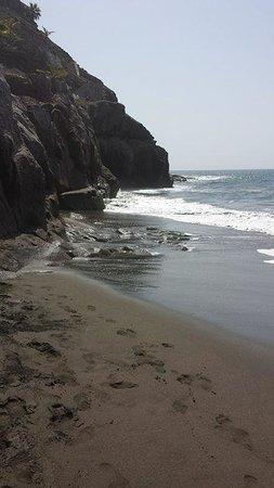 Mogan Princess & Beach Club: The beach at Taurito
