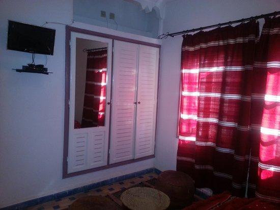 Hotel Gnaoua: joli chambre