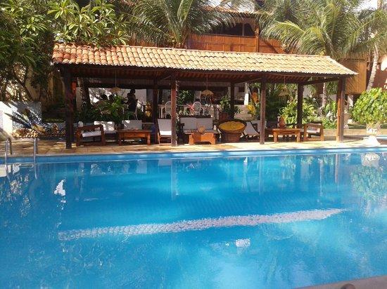 Pousada La Dolce Vita, hôtels à Canoa Quebrada