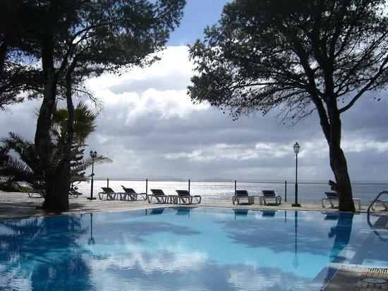 Albatroz Beach & Yacht Club: Swimming pool
