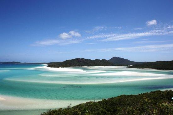 ISail Whitsundays: Whitheaven Beach