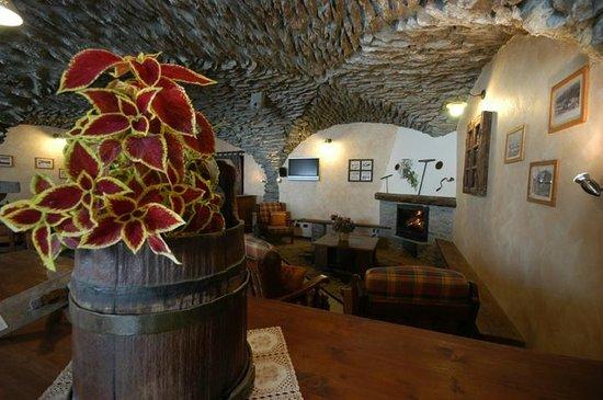 Chalet Etoile des Neiges: sala bar