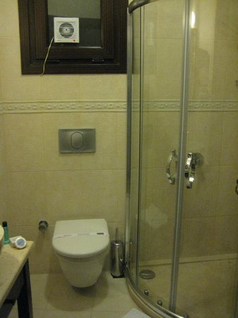 Osmanhan Hotel : シャワールーム