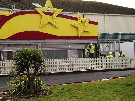 Arcade Closed Picture Of Butlin 39 S Bognor Regis Resort Bognor Regis Tripadvisor