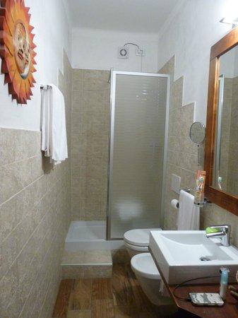 Hotel Florivana: Bagno