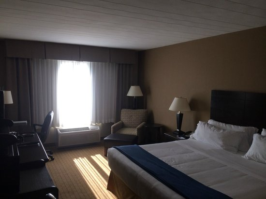 Holiday Inn Express & Suites Fort Myers- The Forum: King room