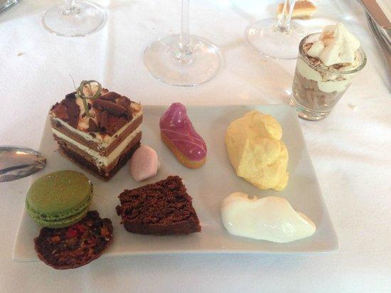 Cafe Restaurant du Parc des Bastions: Dessert brunch