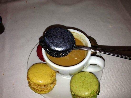 Cafe Restaurant du Parc des Bastions: Pour fini en beauté