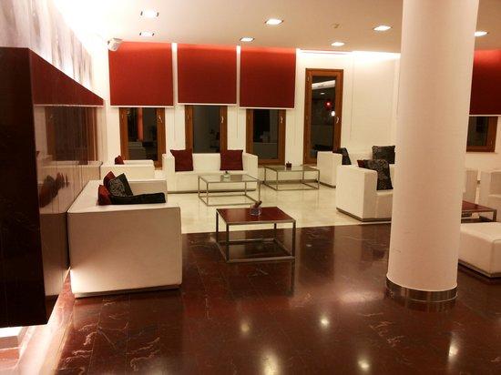 Montaperti Hotel: Hall hotel