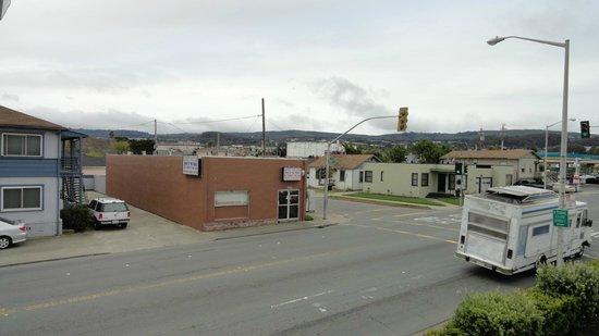 Regency Inn San Francisco Airport: Street