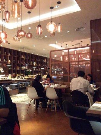 Element at  Amara Singapore Hotel