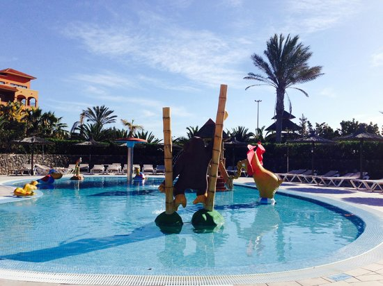 Sheraton Fuerteventura Beach, Golf & Spa Resort : Kids Pool