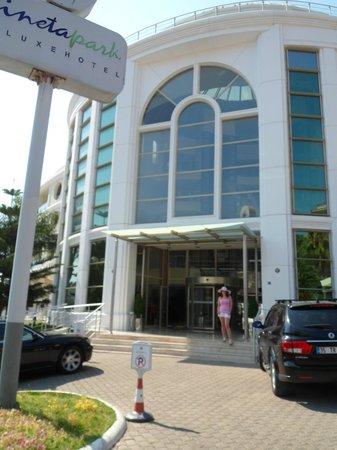 Pineta Park: hotel