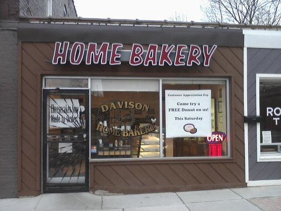 Home Bakery: View from Street