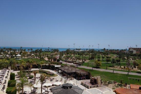 Steigenberger Al Dau Beach Hotel : view from my room