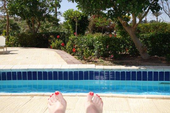 Steigenberger ALDAU Beach Hotel: resort