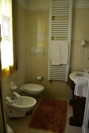 Hotel Vandelli: BAGNO