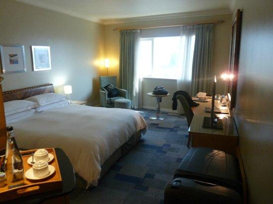 Hilton Durban: autre vue chambre