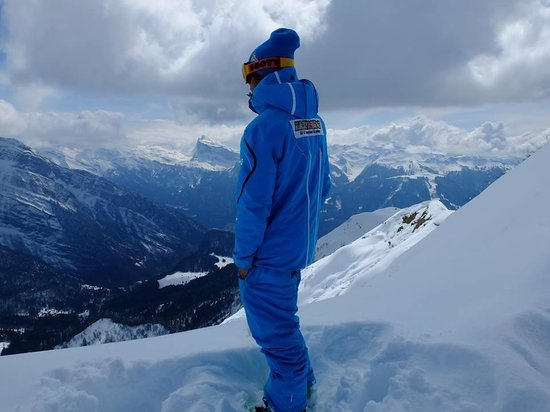 Easy 2 Ride Ski and Snowboard Academy: Picking your line