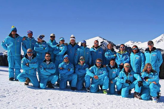 Easy 2 Ride Ski and Snowboard Academy: Group Photo of 2014
