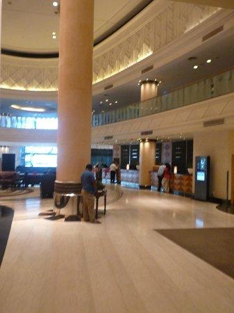 Hilton Durban : lobby