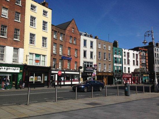 SANDEMANs NEW Europe - Dublin: Dame St., Dublín, Irlanda