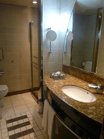 Hilton Durban : salle de bains