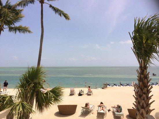 Postcard Inn Beach Resort & Marina at Holiday Isle: View from room