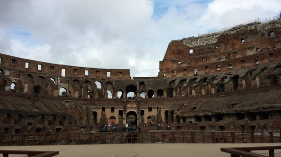 Real Rome Tours: Colosseum