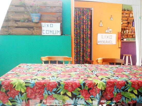Que Tal Hostel e Arte: QueTal