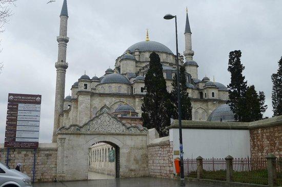 Fatih-Moschee (Fatih-Camii): мечеть Фатих