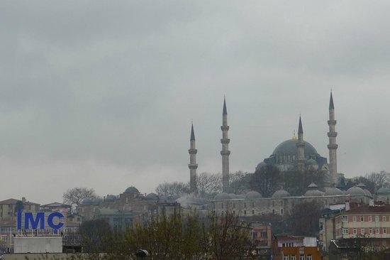 Fatih Mosque and Complex: мечеть Фатих