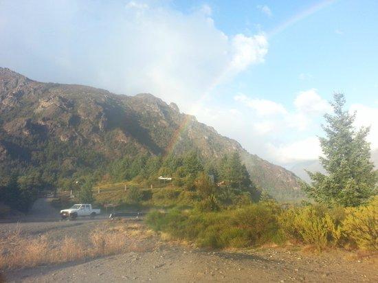 Estancia del Carmen: Donde comienza el arco iris