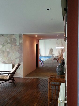Alto Calafate Hotel Patagonico: Spa