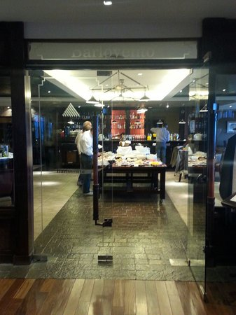 Alto Calafate Hotel Patagonico: Restaurant del hotel