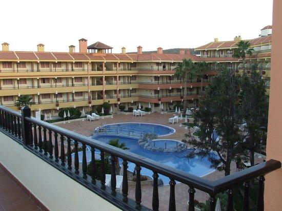 HOVIMA Jardin Caleta : vista dell'interno dell'hotel