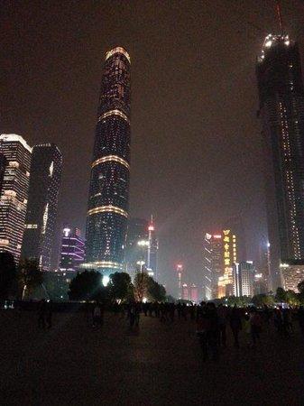 Four Seasons Hotel Guangzhou : The Outside