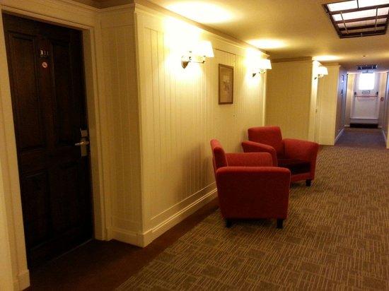 Alto Calafate Hotel Patagonico: Nuestra habitación 111