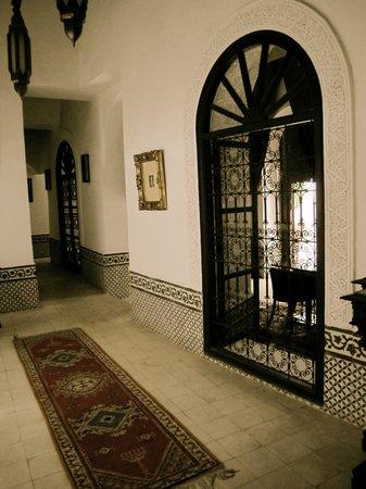 Riad Dar Saad : Hallway