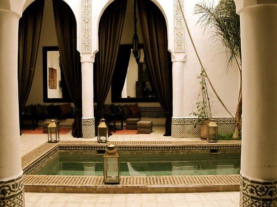 Riad Dar Saad : Sofa Areas